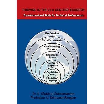مزدهرة في اقتصاد القرن 21 -- المهارات التحويلية لTec