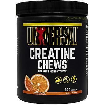 Universal Nutrition Creatine Chews Dietary Supplement - Orange - 144 Chews