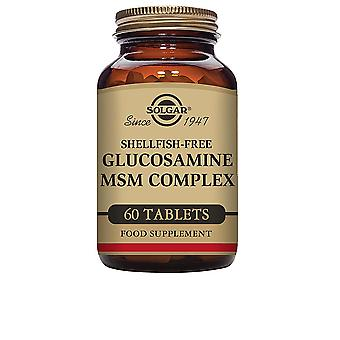 Solgar Glucosamina Msm Komplex 60 Comprimidos Unisex