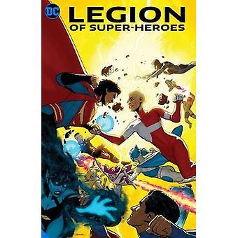 Legion of SuperHeroes Vol 2 The Trial of the Legion