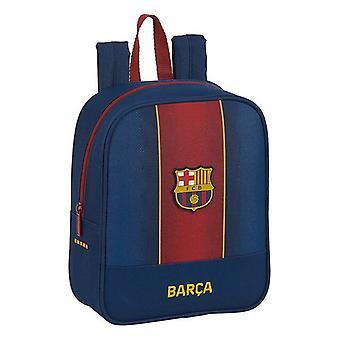 Child bag F.C. Barcelona Maroon Navy Blue