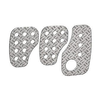 Pedaler SET OMP OA/1050 Aluminium (3 uds)