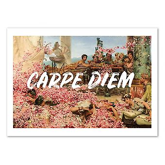 Art-Poster - Carpe Diem - Ruby and B