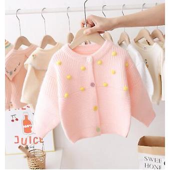 Girl Knitted Top, Fall-winter Sweater