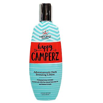 Hempz Happy Camperz Natural Bronzer Tanning Lotion -250ml