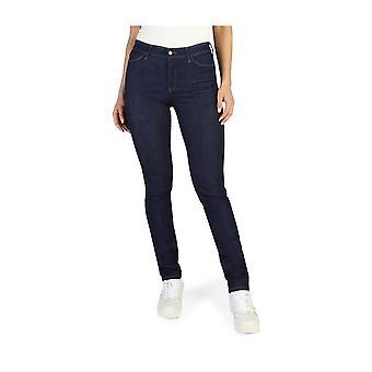 Emporio Armani -BRANDS - Tøj - Jeans - 3Z2J182D90Z0-941 - Kvinder - steelblue - 25