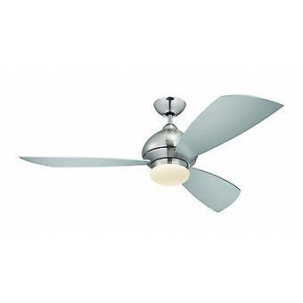 """Ventilador de techo DC FANtastic 132cm / 52"""" con LED y remoto"""