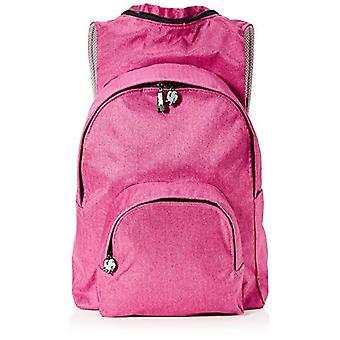 MorikukkoMorikukko Hooded Backpack Kool Pink GreyUnisex - AdultZainiRosa (Kool Pink Grey)33x8x40 Centimeters (W x H x L)