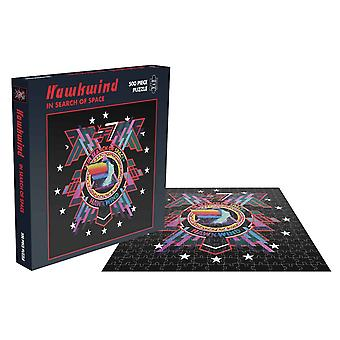 Hawkwind Jigsaw Puzzle In Search Of Space Album Cover new Official 500 Piece