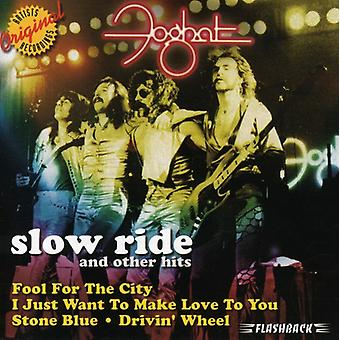 Foghat - Slow Ride [CD] USA import
