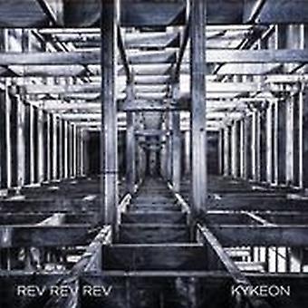 Rev Rev Rev – Kykeon Limited Edition Clear Vinyl
