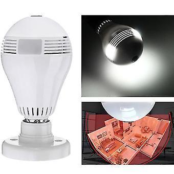 Monitoraggio remoto della lampadina a infrarossi FishEye Panoramic Full HD 1080P a 360 gradi