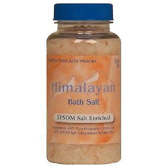 Aloha Bay Bath Salt 40% Epsom Unscented, 6 Oz