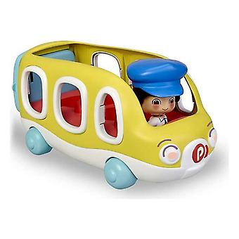 Playset Famosa My First Pinypon Happy Bussi (29 cm)