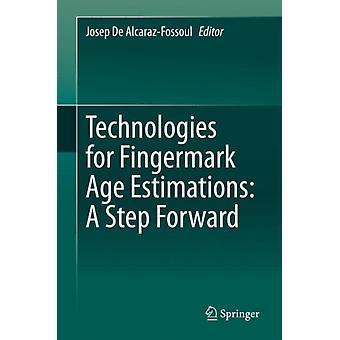 Teknologiat Fingermark Ikäarviot Askel eteenpäin muokkaaja Josep De Alcaraz fossoul