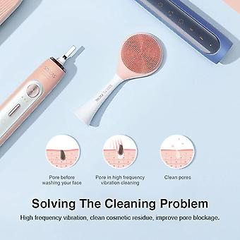 Facial Cleansing Brush Head And Toothbrush Head For Sonic Electric Toothbrush|Electric Toothbrushes
