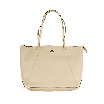 Nude shopping bag