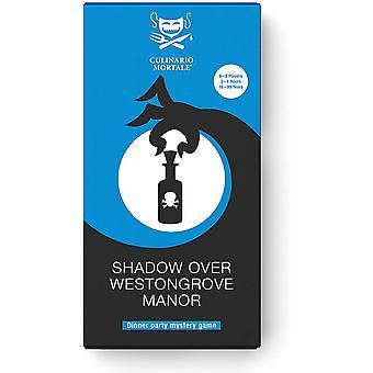 Culinario Mortale: Shadow Over Westongrove Manor Card Game