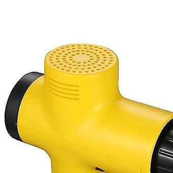 קפיצה חבלים 12v חשמלי שריר מעסה נייד כלי הקשה רוטט רב עוצמה רובי עיסוי אביזרים