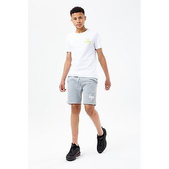 Hype Boys Neon Racer Crest T-Shirt