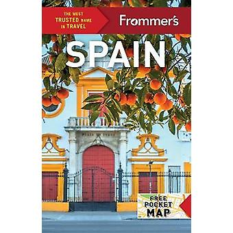 Frommer's Spain Complete Guides