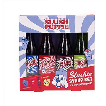 Slush Welpensirup 4er Pack