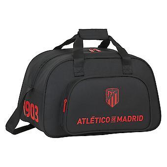 Sports bag Atlético Madrid Black (23 L)