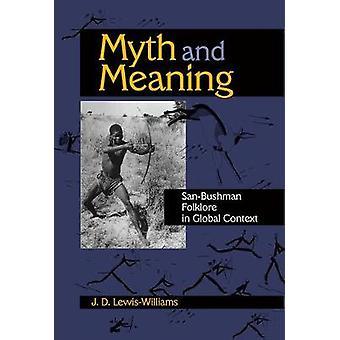 Mythe et signification