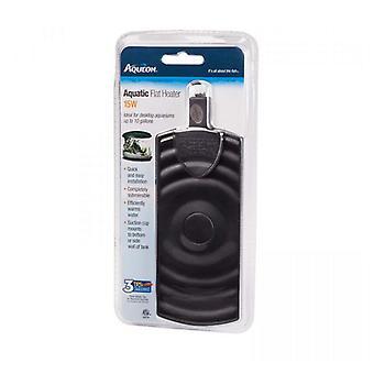 Aqueon Aquatic Flat Heater - 15 watt (10 gallons)
