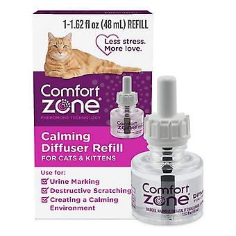 Comfort Zone Calming Diffuser Refills For Cats and Kittens - 1 count