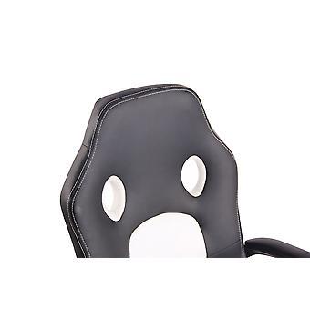 Toimistotuoli - Työpöytätuoli - Kotitoimisto - Moderni - Musta - Muovi - 61 cm x 59 cm x 106 cm