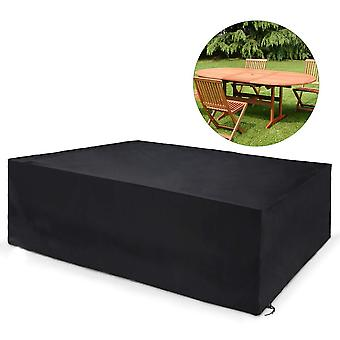 Outdoor Patio Garden Furniture Waterproof Covers Rain Snow Chair Covers For Sofa Table Chair Dust Proof Cover