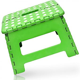 Folding Stool, Climbing Aid, Footrest, For Garden, Kitchen, Bathroom, 150 Kg, Foldable, For Children And Adults