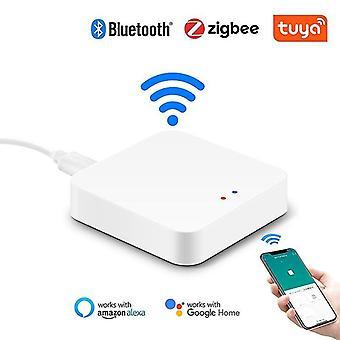 Tuya Zigbee Gateway Smart Home Bluetooth-kompatible Gateway Wireless Remote Control Devices Module