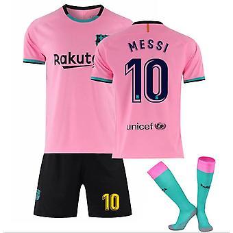 Barcelona Jersey Home Away Nr.10 Messi Sport Fotbal Costum
