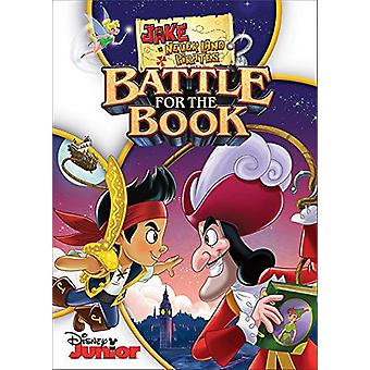Jake & Neverland pirater: striden för bok [DVD] USA import