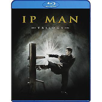 Ip Man Trilogy [Blu-ray] USA import