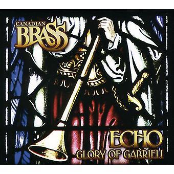 A. Gabrieli - Echo: Glory of Gabrieli [CD] USA import