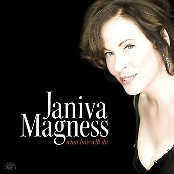 Janiva Magness - qué importación USA amor hará [CD]