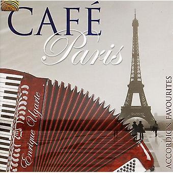 Ugarte Enrique - importation USA Cafe Paris [CD]