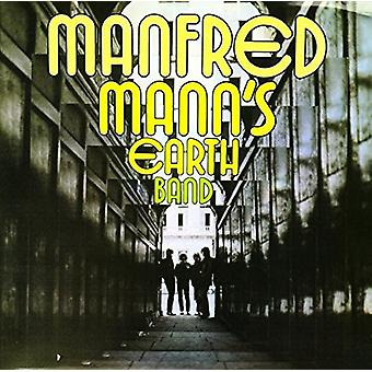 Manfred Mann's Earth Band - Manfred Mann's Earth Band [CD] USA import