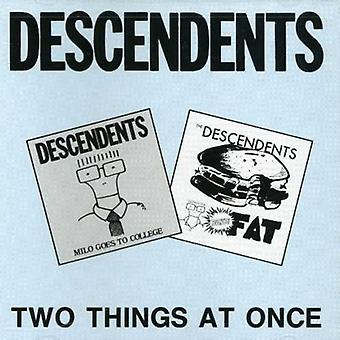 Descendents - Two Things at Once [CD] USA import