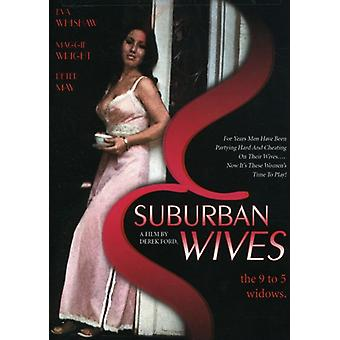 Suburban Wives [DVD] USA import