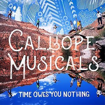 Calliope Musicals - Zeit verdankt Sie nichts [CD] USA importieren