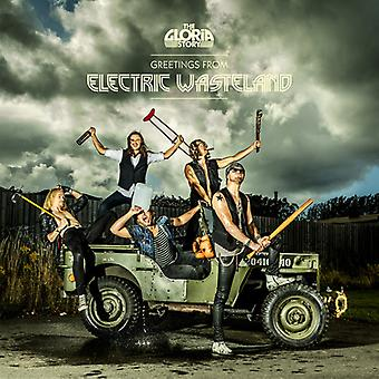 Gloria Story - Greetings From Electric Wastelands [CD] USA import