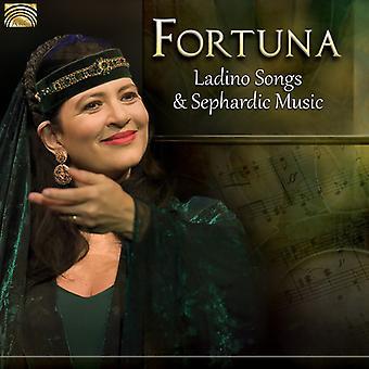 Fortuna - Ladino Songs & Sephardic Music [CD] USA import