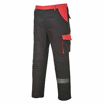 Portwest - Poznan deux tons Workwear pantalon
