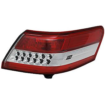 TYC 11-6329-00-9 Toyota Camry Left Replacement Tail Lamp