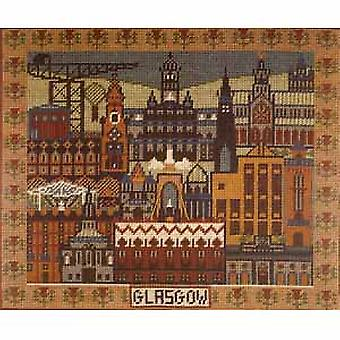 A Pattern of Glasgow Needlepoint Kit