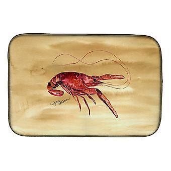 Carolines skatter 8230DDM Crawfish parabolen tørke Mat